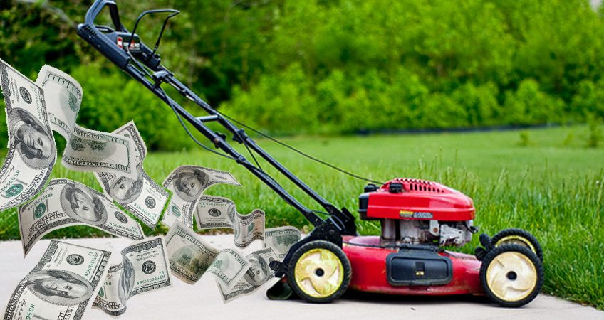 Up-Selling Products at your Lawnmower Repair Shop