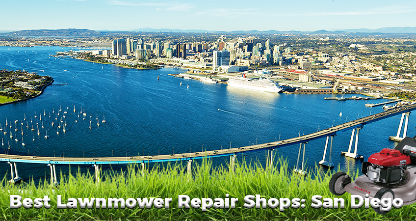 Best Lawnmower Repair Shops in San Diego